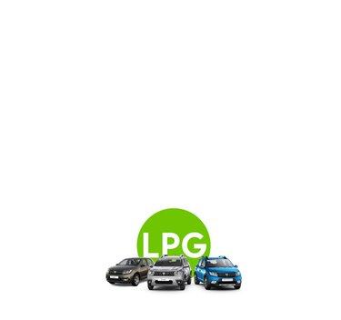 Gama Dacia LPG