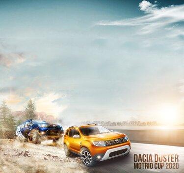Sezon Dacia Duster Elf Cup trwa