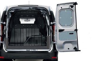 Podłoga z tworzywa Dokker Van Dacia