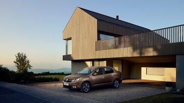 Dacia Logan - Rodzinny samochód
