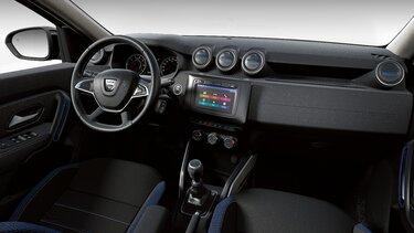 Dacia Duster HJD Techroad - Widok wnętrza samochodu