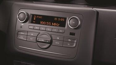 Dacia Plug&Radio