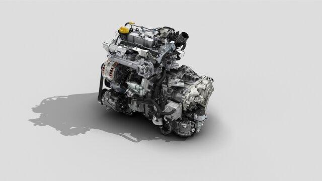 dacia duster motor