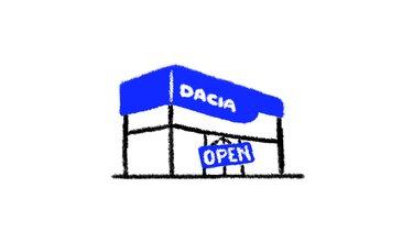 Lockdown Covid Dacia