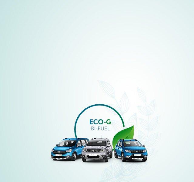 dacia gama eco-g