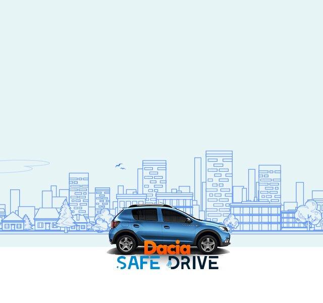 dacia safe drive