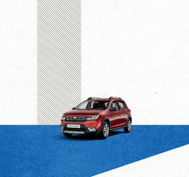 Preferias Dacia Sandero Stepway
