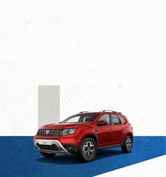 Novo Dacia Duster SUV