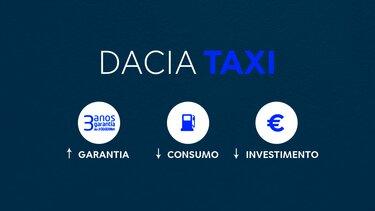 dacia taxi servico