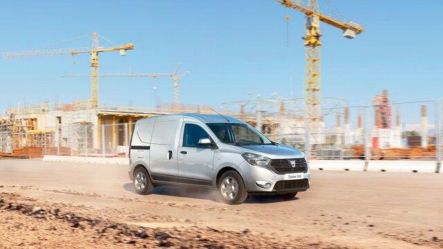 Dacia DOKKER Van – разгледайте