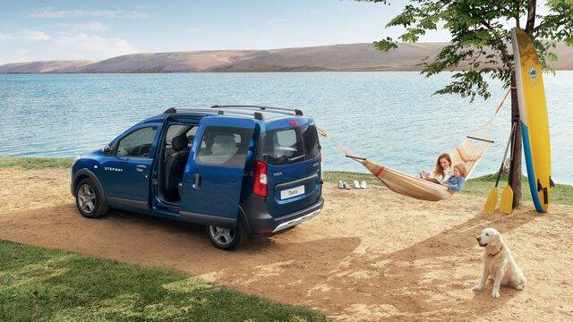 Dacia DOKKER – Размери и технически характеристики