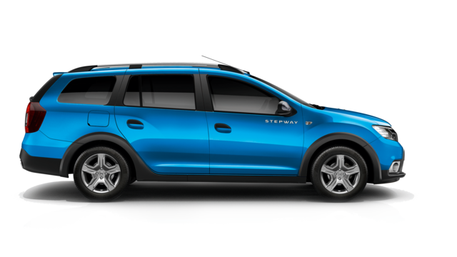 Logan MCV Stepway - carrinha