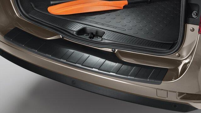 Logan MCV - Proteção exterior da bagageira