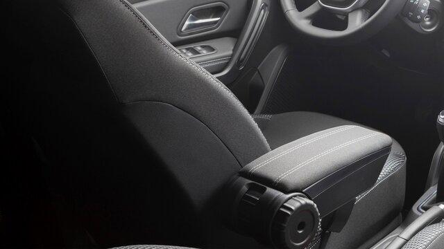 Dacia Duster - Cotieră
