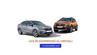 Dacia | Noul Logan | Noul Sandero Stepway
