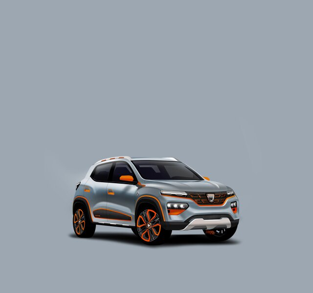 Dacia Spring Revolutie Electrica