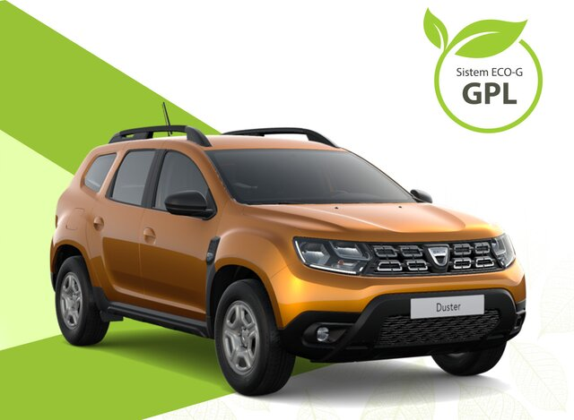 Duster GPL Comfort promotie
