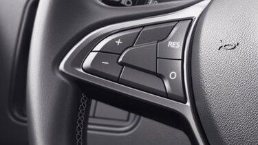 Dacia Duster Avantaj - cruise control