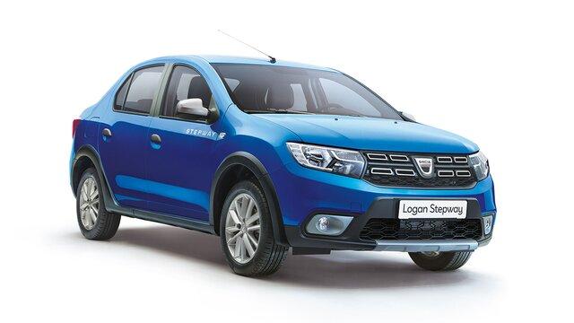 Dacia Logan Stepway exterior