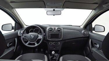 Dacia Logan Stepway interior