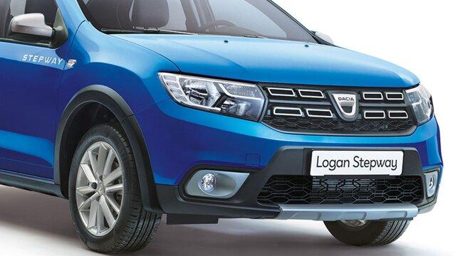 Dacia Logan Stepway