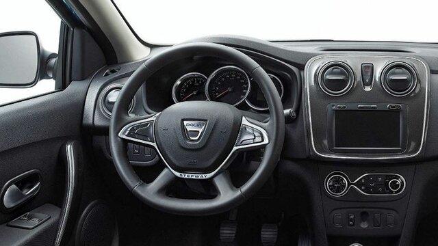Dacia Logan Stepway Volan