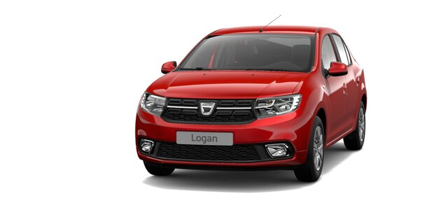 Dacia Logan Techroad