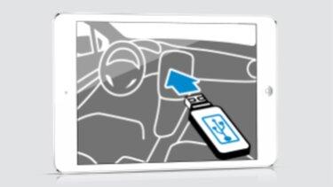 Media Nav Evolution - Cum să verifici dispozitivele Bluetooth compatibile