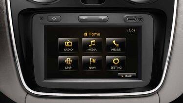 Dacia multimedia media nav