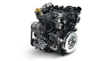 nou motor benzină 1.3 TCE  Duster
