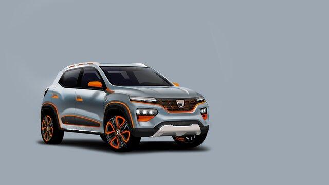 Dacia Spring Revolutia Electrica