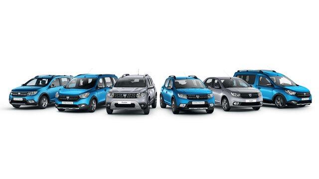 Dacia modele