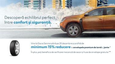 campanie pneuri de iarna dacia service