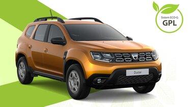 Dacia Duster GPL promotie Dacia Avantaj