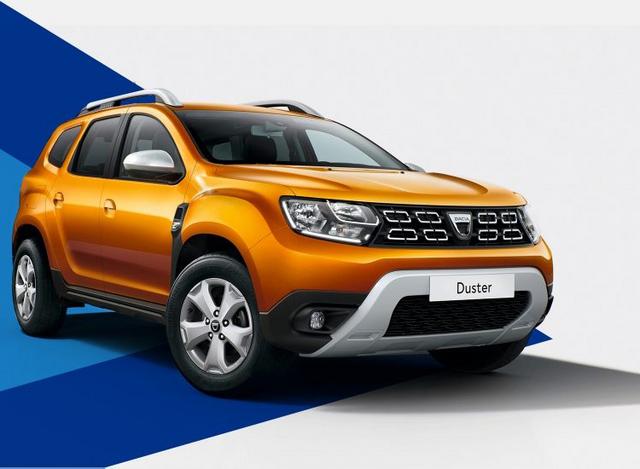 Ofertele Dacia Duster