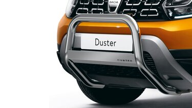 Dacia Duster tillbehör - Frontbåge