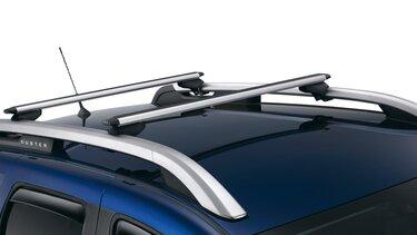 Dacia Duster tillbehör - Lasthållare