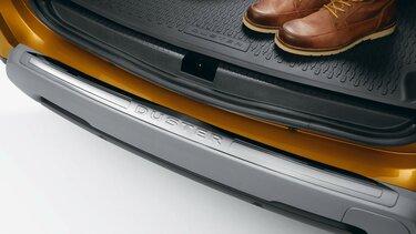 Dacia Duster tillbehör - Lastkantsskydd