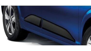 Dacia Sandero tillbehör - Dörrskyddslister