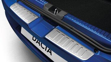 Dacia Sandero tillbehör - Lastkantsskydd