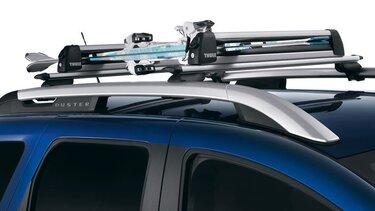Dacia Sander tillbehör - Skidhållare på tak