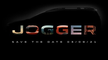 Dacia Jogger - logo