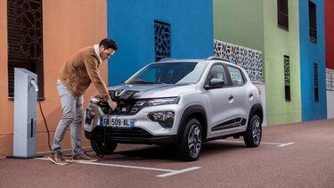 Novi Dacia Spring - cenovno dosegljiv vsem