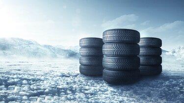 Zimska pnevmatika z menjavo in centriranjem že od 52€ z DDV!