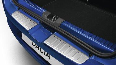 Ochrana hrany batožinového priestoru- Nová Dacia Sandero