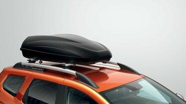 Strešný box – Nová Dacia Duster