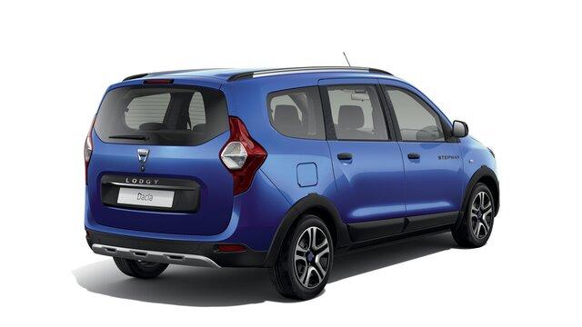 Dacia Lodgy Celebration ‒ 3/4 pohľad zozadu