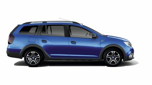 Dacia Logan MCV Stepway Celebration - boční pohled