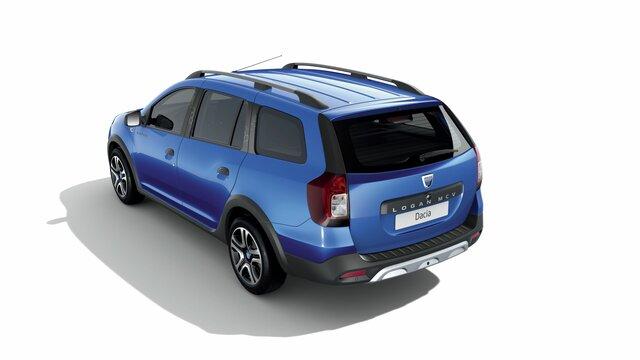 Dacia Logan MCV Stepway Celebration - šikmý pohled na zadní část