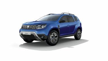 Dacia Duster Celebration - šikmý pohled na přední část